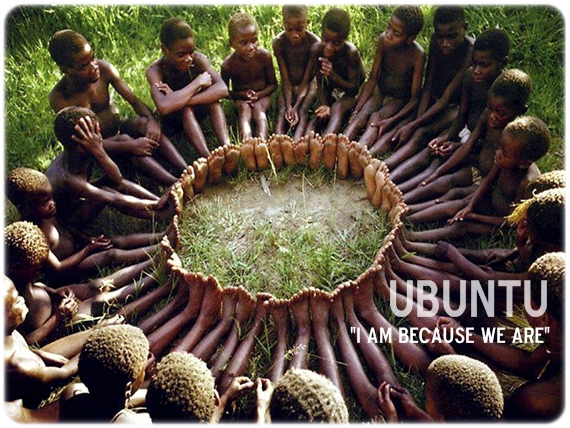 Tanzania / South Africa |Ubuntu: I am, because WE are.